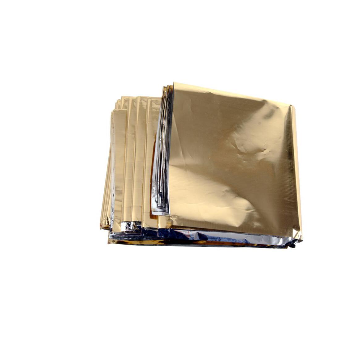 relags 39 gold silber 39 rettungsdecke outdoor ausr stung. Black Bedroom Furniture Sets. Home Design Ideas