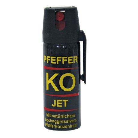 Ballistol Pfefferspray, Jet, 50 ml