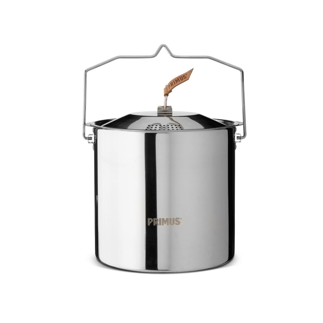 primus edelstahltopf 39 campfire 39 5 liter outdoor ausr stung rucks. Black Bedroom Furniture Sets. Home Design Ideas