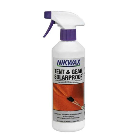 NIKWAX Tent & Gear Solar Proof, Imprägnierspray, 500 ml