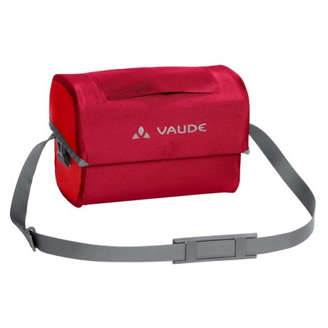 VAUDE Aqua Box wasserdichte Lenkertasche indian red