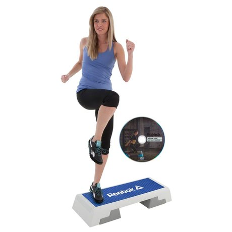 Reebok Step Semi-Professional incl. Workout-DVD