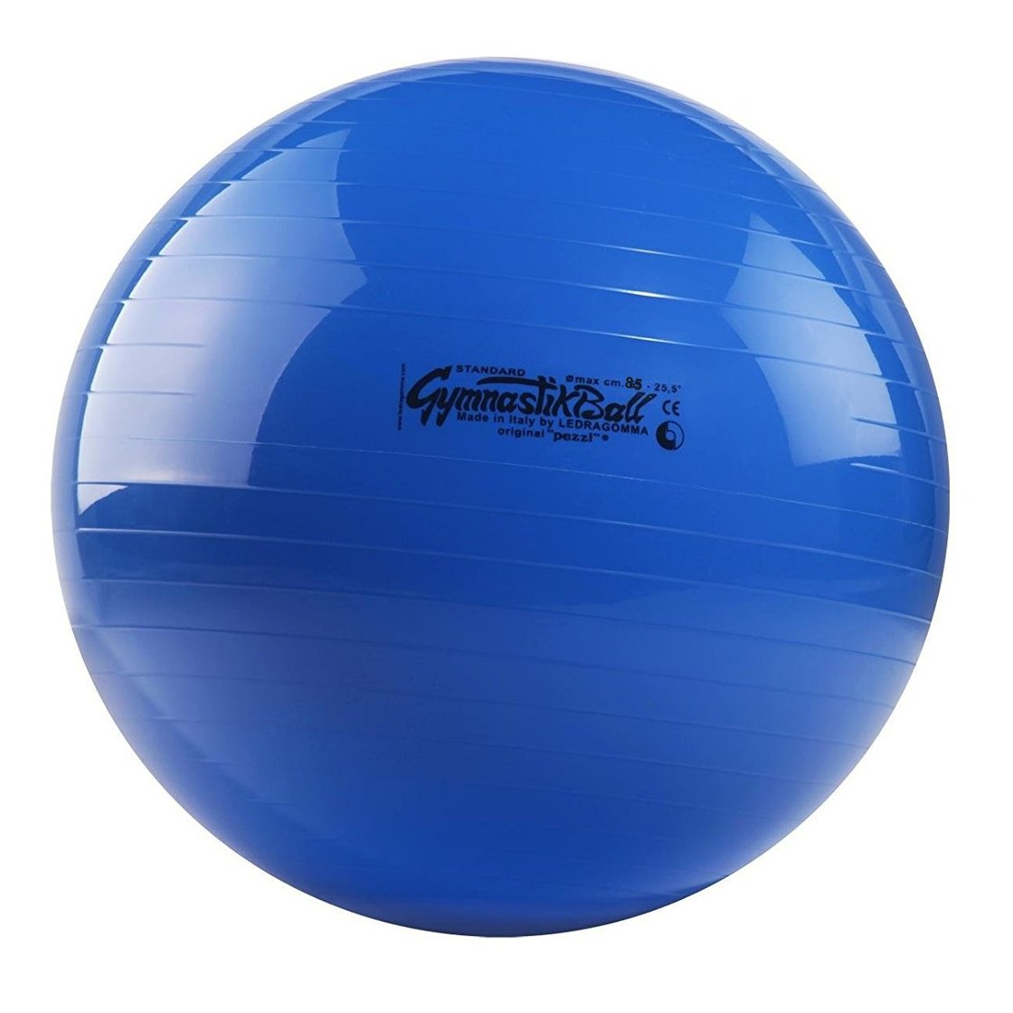 pezzi gymnastikball sitzball 85 cm blau outdoor ausr stung ruc. Black Bedroom Furniture Sets. Home Design Ideas