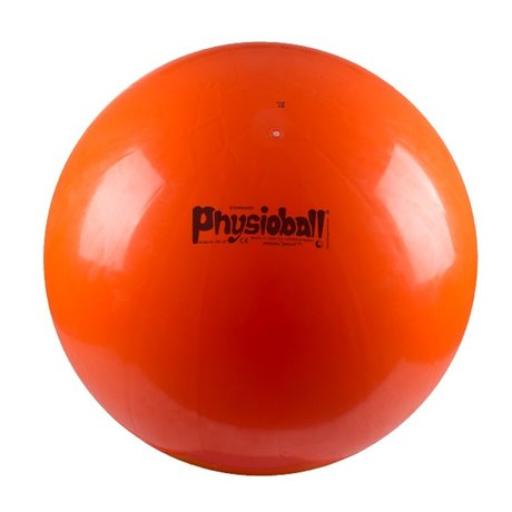 Pezzi Gymnastikball, Physioball, Sitzball, 120 cm, orange