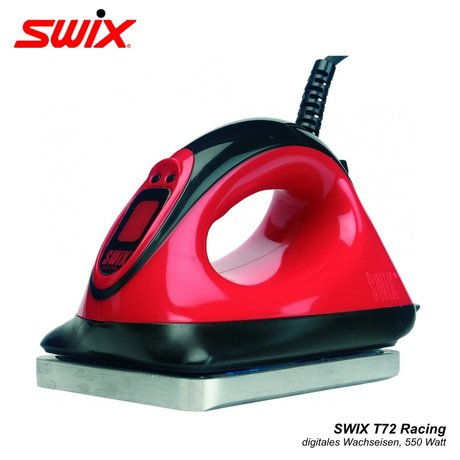 SWIX T72 Racing , digitales Wachseisen, 550 Watt