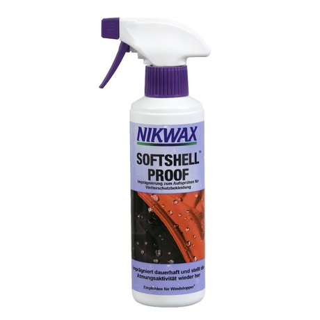 NIKWAX Softshell Proof, Imprägnierung,  Spray 300 ml