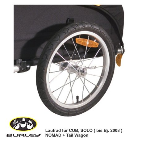 BURLEY Laufrad CUB / SOLO / NOMAD / TAIL WAGON