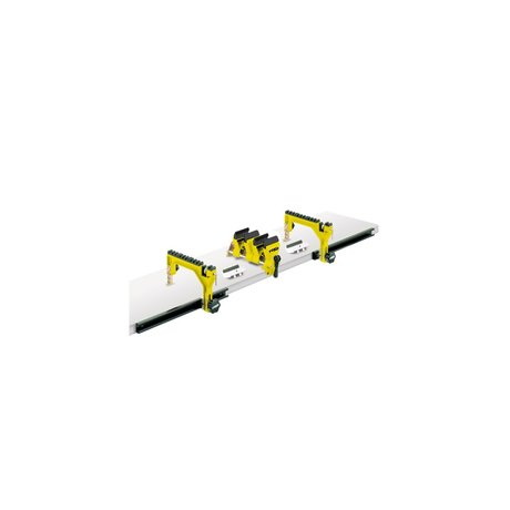TOKO Ski Vise Double Fixation Device INT Einspannvorrichtung