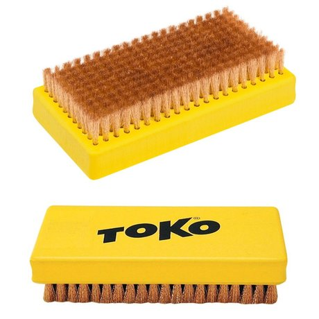 TOKO Base Brush Copper, Kupferdrahtbürste